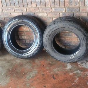 16 inch double cab tyres