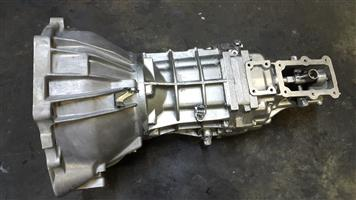 Toyota Quantum 2.7 VVTi Gearbox