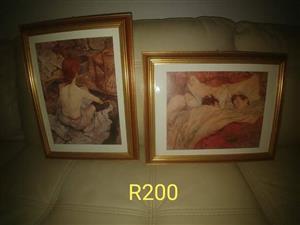 Portraits for sale