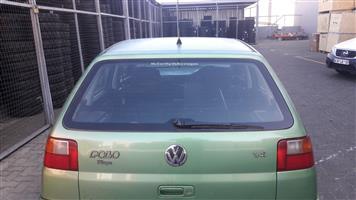 1999 VW Polo sedan 1.4 Comfortline