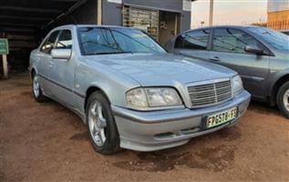 1999 Mercedes Benz 180C