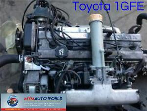 Imported used  TOYOTA LEXUS IS200, 1GFE engine Complete