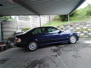 1998 BMW 3 Series 323i