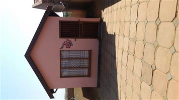 secure 2 bedroom house to rent at ext 6 block v v soshanguve  amount R3000 contact 0720976359