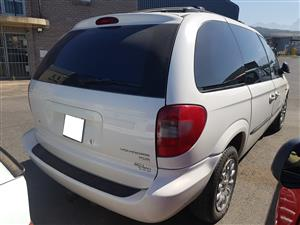 Chrysler Voyager 2.4 Automatic SE 2002 stripping for spares
