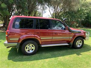 1995 Toyota Land Cruiser 100 4.2TD VX