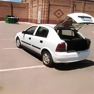 2000 Opel Astra hatch ASTRA 1.6T SPORT A/T (5DR)