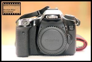 Canon EOS 70D - Body Only
