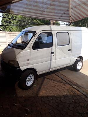 2008 Chana Star 1.3 panel van