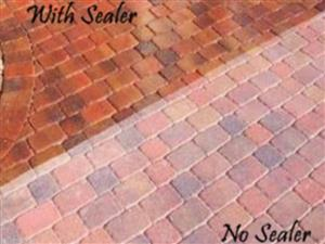 Pave Coat for all driveways, foot paths