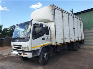 Used 2004 Isuzu FTR 800 Turbo for sale
