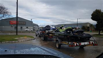 Boat  & Motorcycle Transport