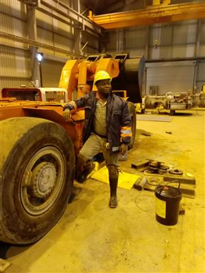 Diesel Plant fitters for Earthmoving Trucks and Mining Machines