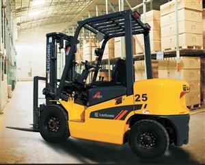 Forklift Rentals 2.5 Ton