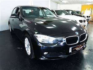 2012 BMW 3 Series 320d Luxury Line auto