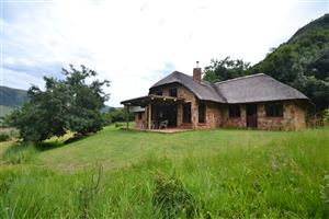 Holiday rental at Verlorenkloof March 15 - 22, 2019