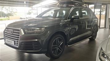2019 Audi Q7 3.0TDI quattro