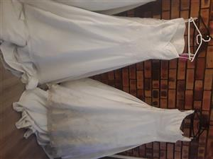 Wedding dresses,  40 to choose from, buy your dress cheaper than hiring, from only R1000