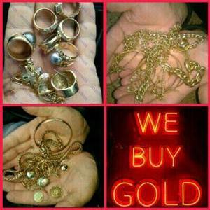 Instant Money For Broken Gold Chains