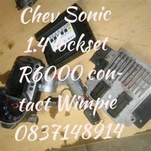 chev sonic 1.4 kit