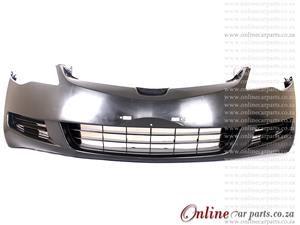 Honda Civic Sedan Front Bumper Plain 2006-2008