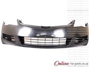 Honda Civic Sedan Front Bumper Plain 2006-2008