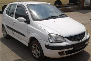 Tata indica 1.4lt 2008 Stripping for spares