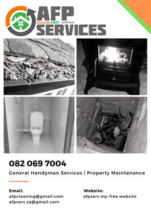 General Handyman Services | Property Maintenance