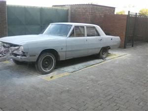 Valiant Regal 1970 for restoration