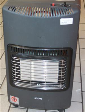 Goldair gas heater S030466A #Rosettenvillepawnshop