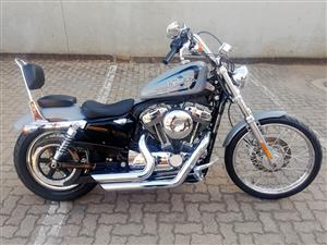 Mint Condition Sportster 72 Model!