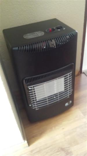 Gas Heater and 9kg cylinder