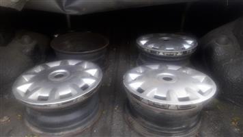 14 inch opel corsa rims