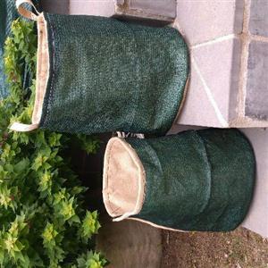 fabric grow pots