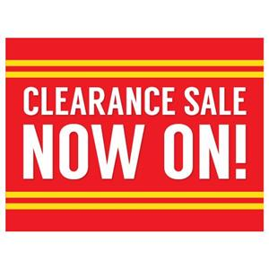 CLOTHING CLEARANCE SALE!!!