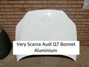 Audi Q7 Bonnet OEM Original Aluminium