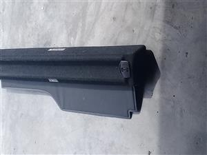 Land Rover Discovery 3 Cargo Cover