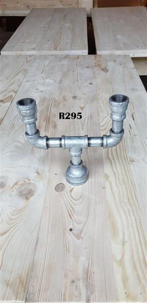 Heavy Duty Candle Holder for 2 Candles