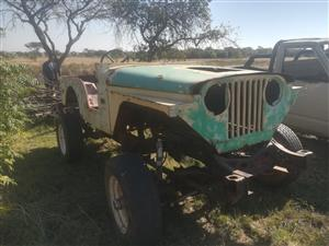 1980 Jeep Willys