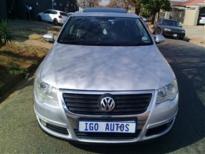 2007 VW Passat 2.0TDI Highline