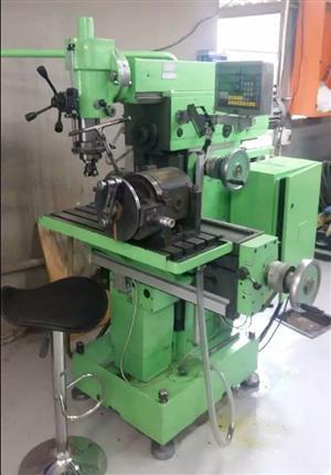 Avia Milling machine