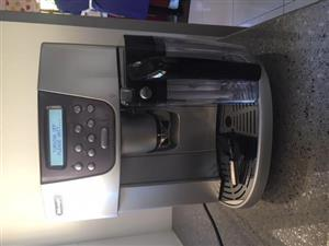 Coffee machine in excellent order