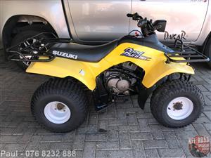 2005 Suzuki LT-F160