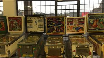 Pinball Machine - repairs and services