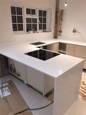 We sale , cut , polish  supply and install granite , quarts , caesarstone and marble counter tops