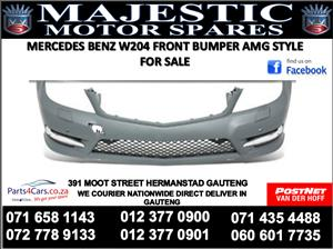 Mercedes benz W204 AMG front bumper for sale