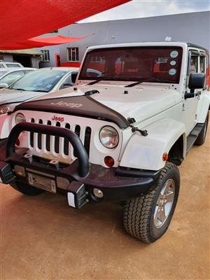 2013 Jeep Wrangler Unlimited no variant