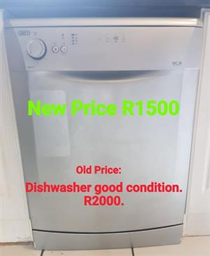 Dishwasher good condition