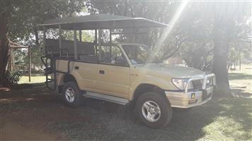 1998 Toyota Land Cruiser Prado PRADO VX 3.0D A/T