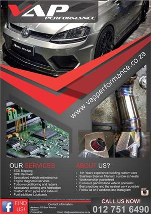Exclusive Automotive Service Centre / Workshop